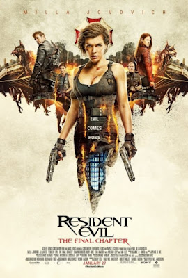 Resident Evil The Final Chapter 2017 HD-TS Download From Kickass