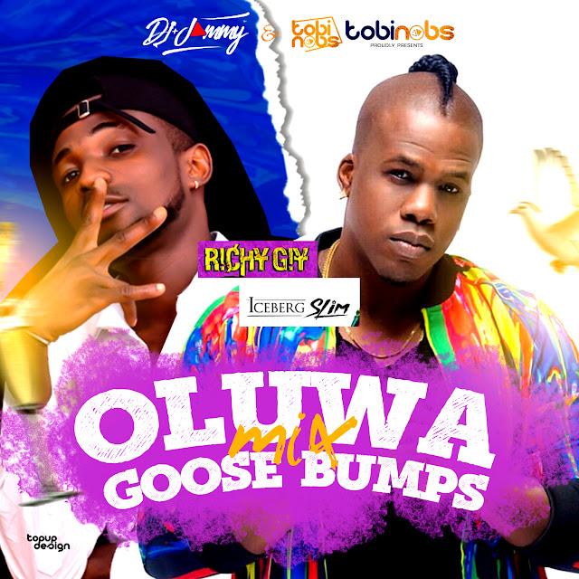 Oluwa x Goose Bumbs mix
