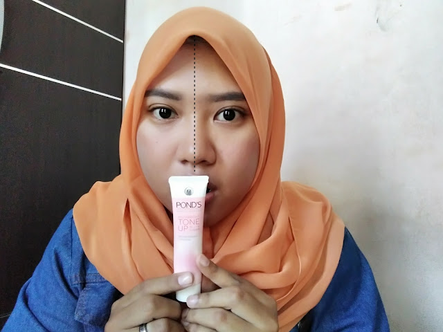 POND'S InstaBright Tone Up Cream 1 | www.annisaputri.com