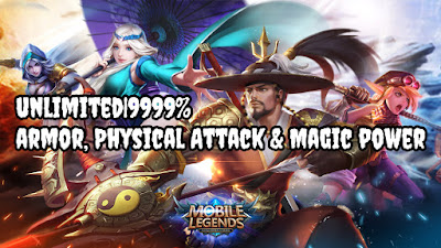 Unlimited Armor Physical Attack & Magic Power 9999