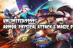 Cara Cheat Mobile Legends Dengan Game Guardian | Unlimited Armor Physical Attack & Magic Power 9999