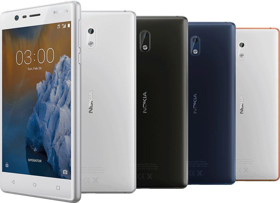 Nokia 3 Price In Nigeria Features Overview Specifications