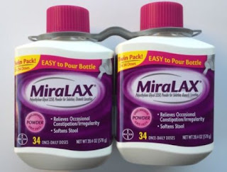 miralax colonoscopy prep not working