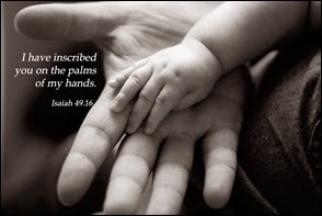 Isiah 49:16