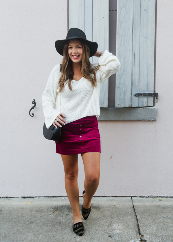 Cute & Comfortable Thanksgiving Outfit Inspiration | Chasing Cinderella Blog