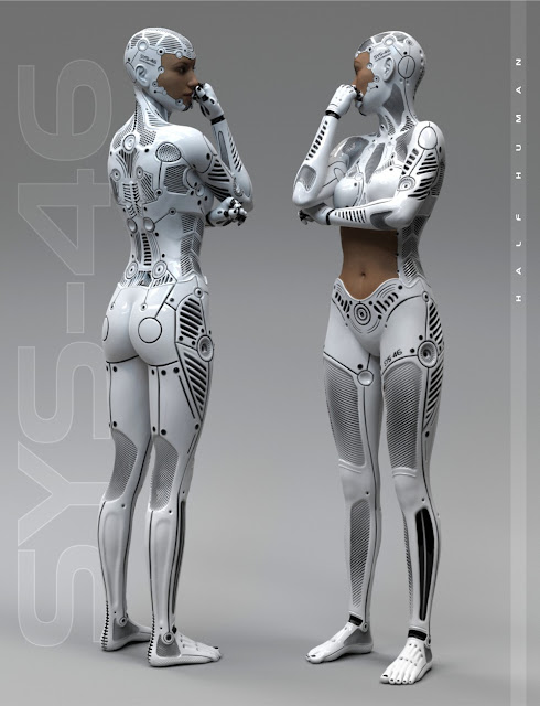 System 46 for Genesis 3 Female