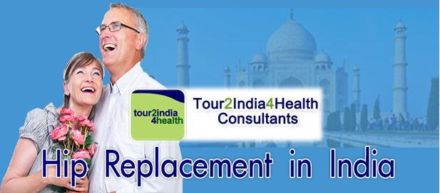 Hip Replacement Surgery India with Tour2India4Health