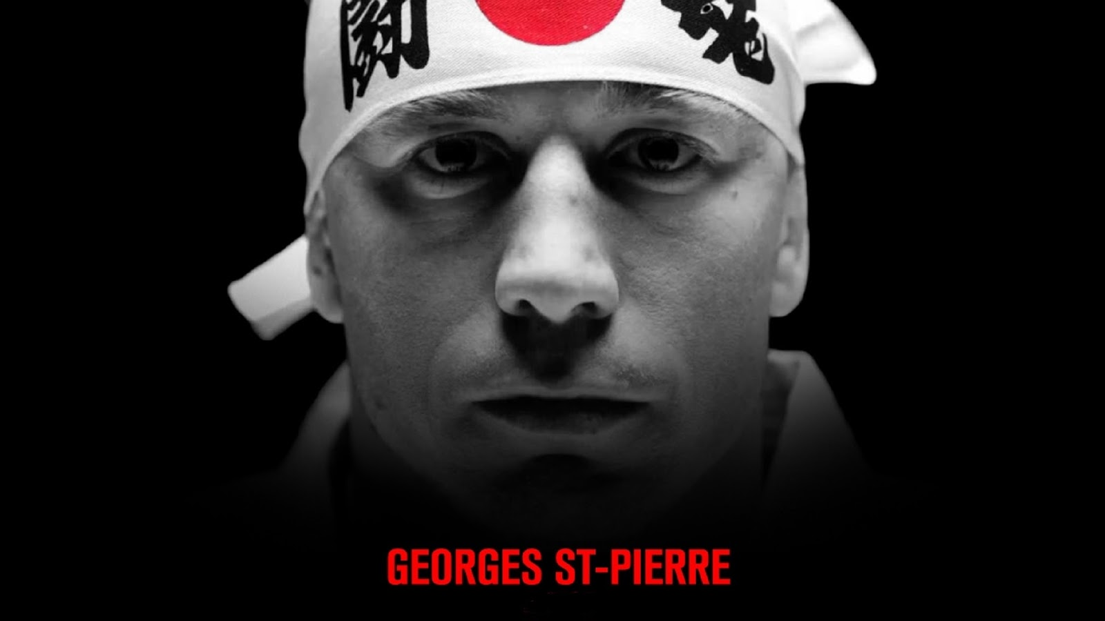 GEORGES ST PIERRE 5