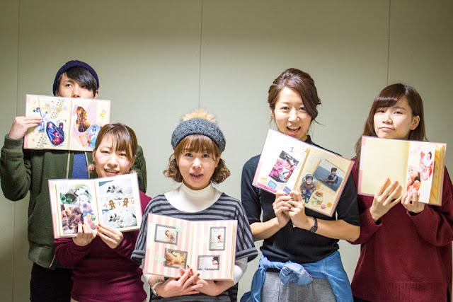 2/12アルバム大使養成講座開催報告(八王子みなみ野フォトスタジオプリモア様)