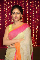 Anu Emanuel Looks Super Cute in Saree ~  Exclusive Pics 013.JPG