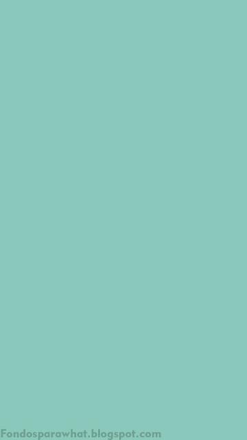 4 Fondos para Whatsapp en color Pastel - Celeste