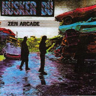 Hüsker Dü's Zen Arcade