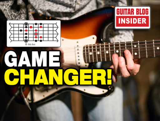 Lead Guitar Game Changer (Secret to Guitar Soloing)