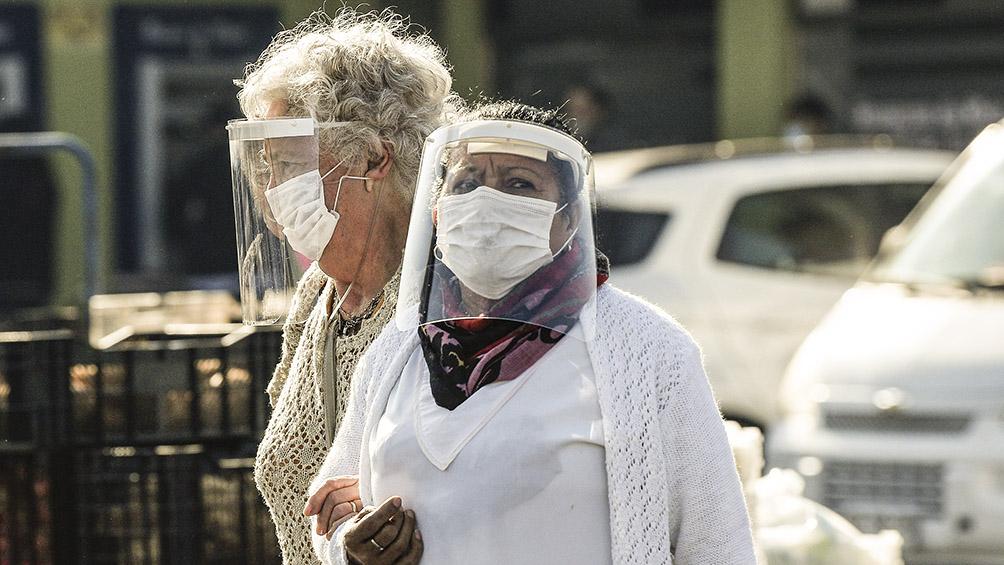 Chile reporta la cifra más alta de contagios en un día, con 4.276 casos nuevos