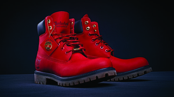 David Chiu S Stuff Timberland Red 6 Made For Canada