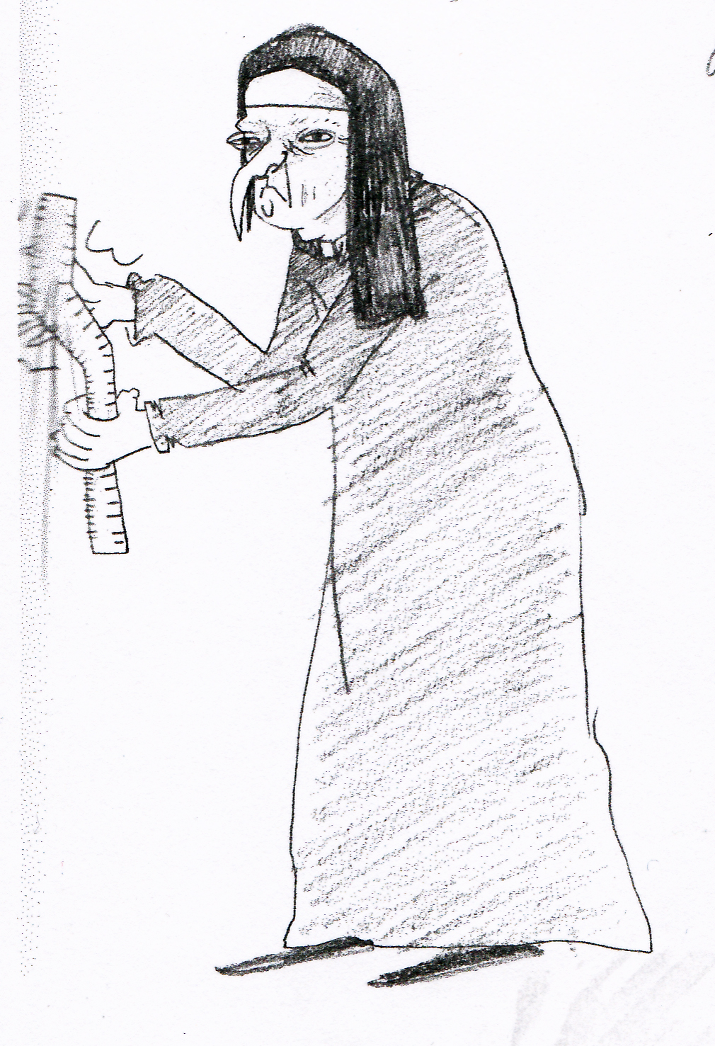 The Illustrated Book Image Collective: Sister (character)