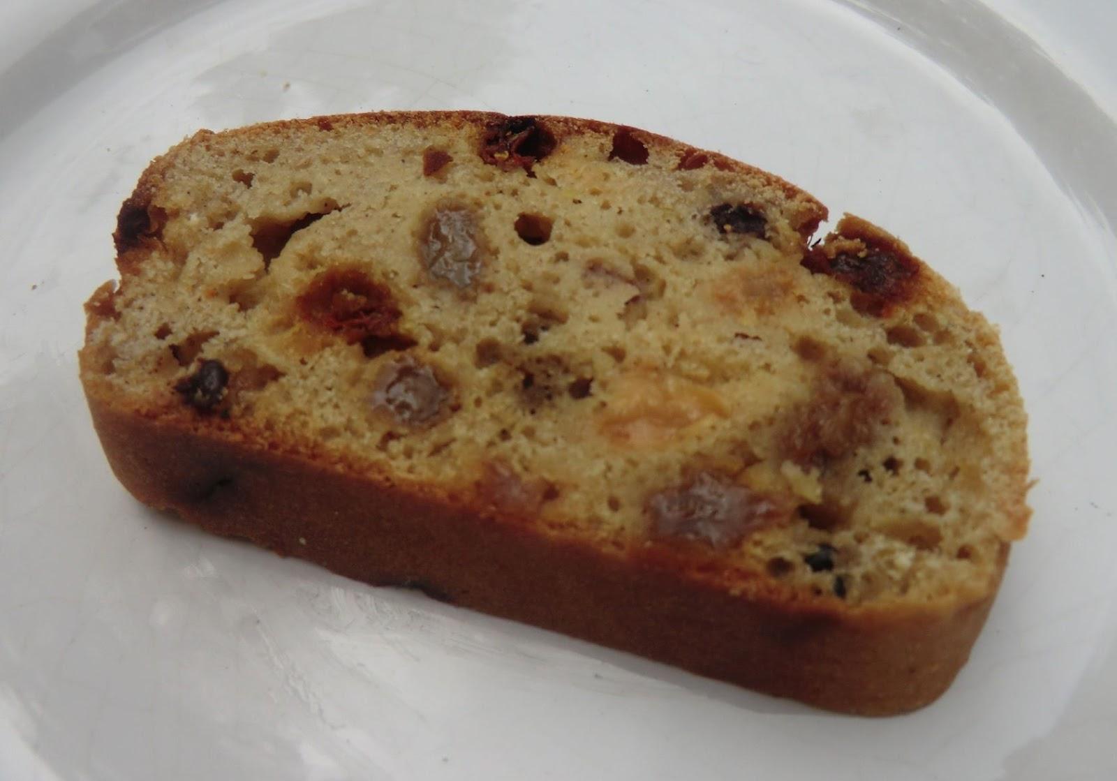 Cake Sarrasin Fruits Secs