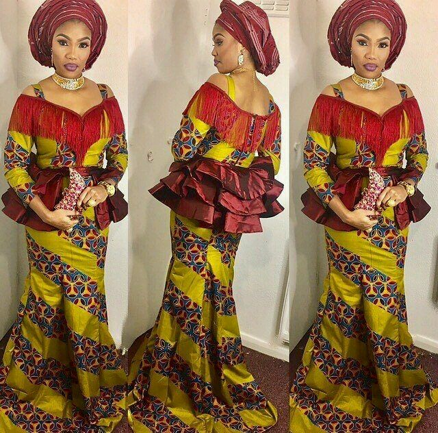 Get Trendy With These Recent Ankara Womens Fashion Unique Ankara