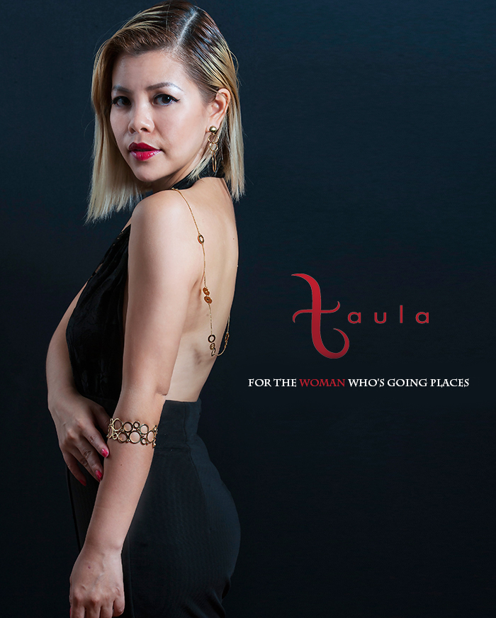 Singapore Fashion Blogger- Crystal Phuong styled and shot for Taula Jewelry
