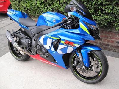 Suzuki GSX-R1000 HD Picture