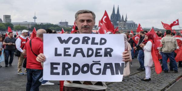 Η εαρινή γενική «αντεπίθεση» του Ερντογάν
