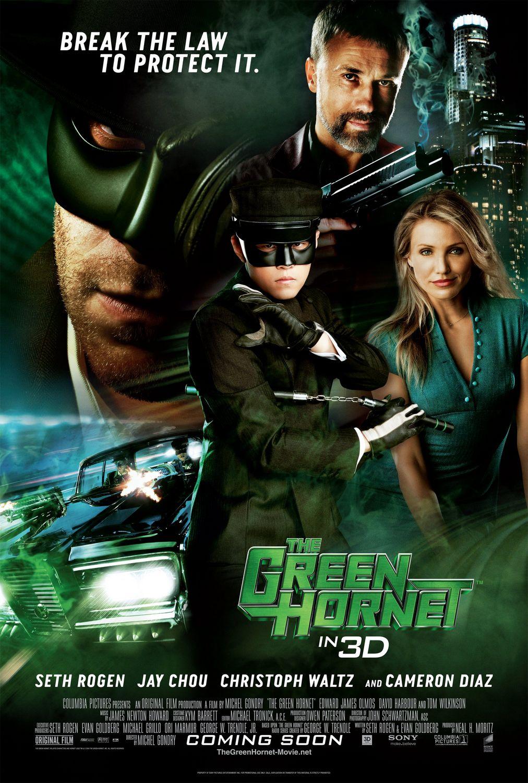 Nonton Film The Green Hornet (2011)