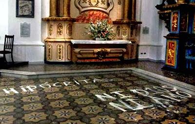 Concejo Deliberante de San Isidro repudió la violencia contra la iglesia San Ignacio de Loyola