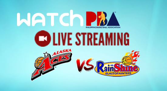 Livestream List: Alaska vs Rain or Shine game live streaming February 23, 2018 PBA Philippine Cup
