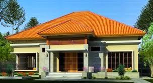 contoh desain rumah minimalis model bali   desain properti