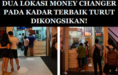 china hotel money changer