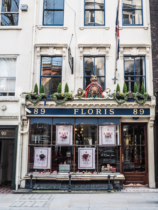 Floris St James's