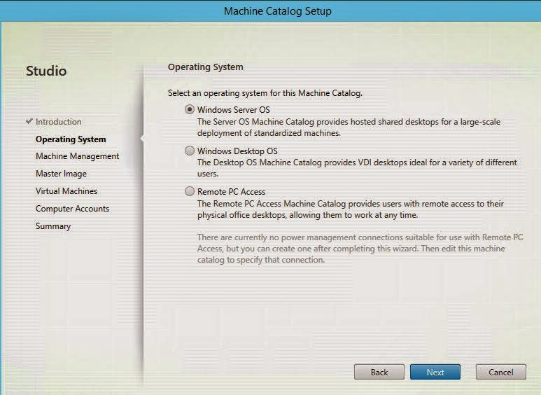 Citrix XenApp 7 6 : Part 5 Creating Machine Catalogs | IT