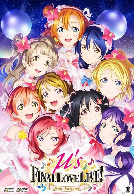 Love Live! µs Final LoveLive! ~µsic Forever♪♪♪♪♪♪♪♪♪~ [1280x720p H264]