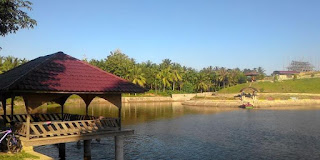 Menikmati Indahnya Pesona Obyek Wisata Waduk Jeulikat Aceh Utara