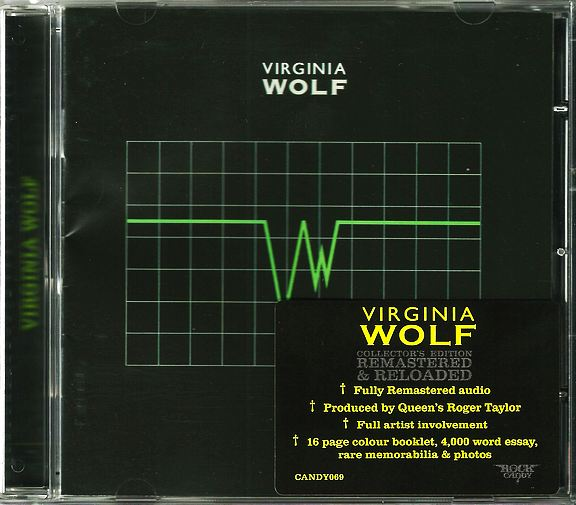 VIRGINIA WOLF - Virginia Wolf [Rock Candy remastered] full