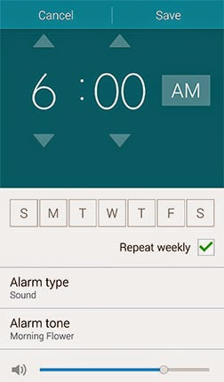 How to Set Alarms on Samsung Galaxy Note 4 [Starters Guide