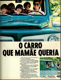 brazilian advertising cars in the 70s; os anos 70; história da década de 70; Brazil in the 70s; propaganda carros anos 70; Oswaldo Hernandez;.