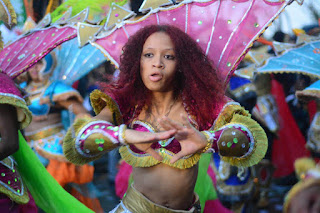 Carnaval Santo Domingo Este arranca a ritmo de salsa