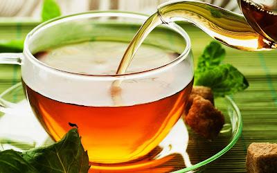 رغوة الشاي، غرائب وعجائب