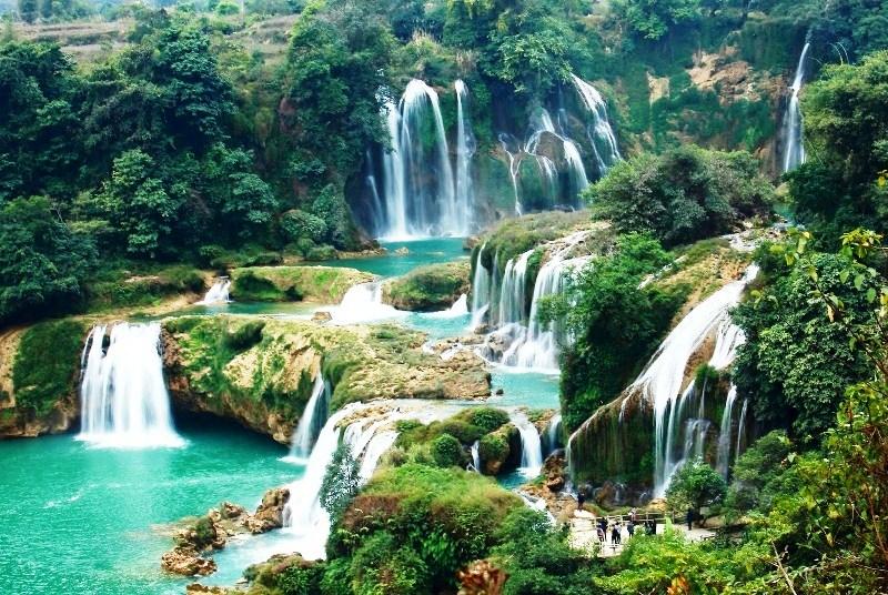 Ide Terkini 13 Pemandangan Air Terjun Indah Dunia