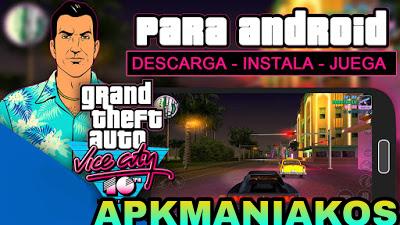gta vice city 1.07 apk + obb free download