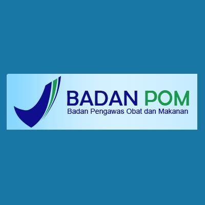 No Registrasi BPOM Peninggi Badan