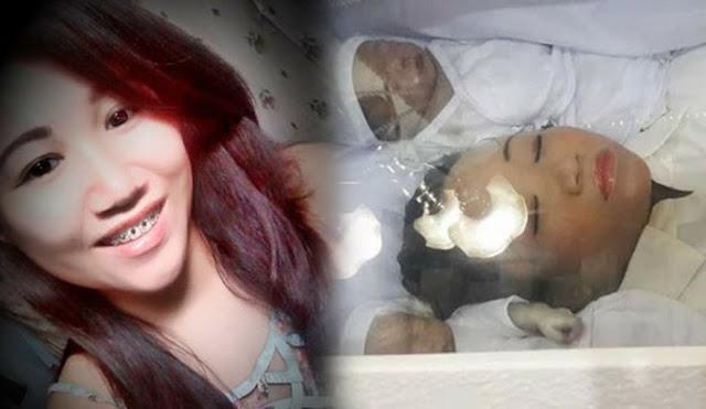 Banyak Netizen Menangis Megetahui Kisah Dibalik Foto Ibu Meninggal Bersama Kedua Anak Kembarnya Ini
