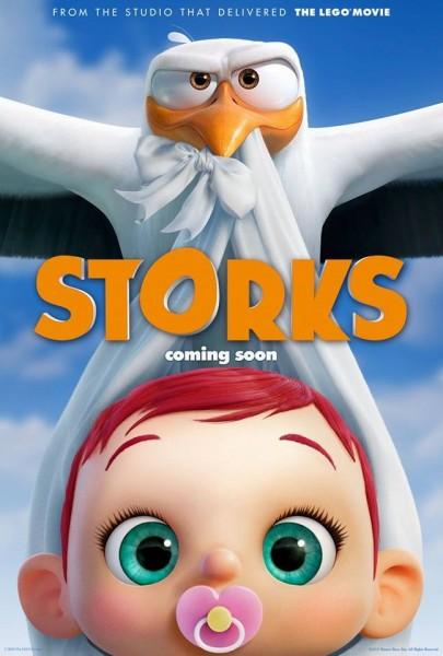 Storks (2016) บริการนกกระสา เบบี๋เดลิเวอรี่ [HD]