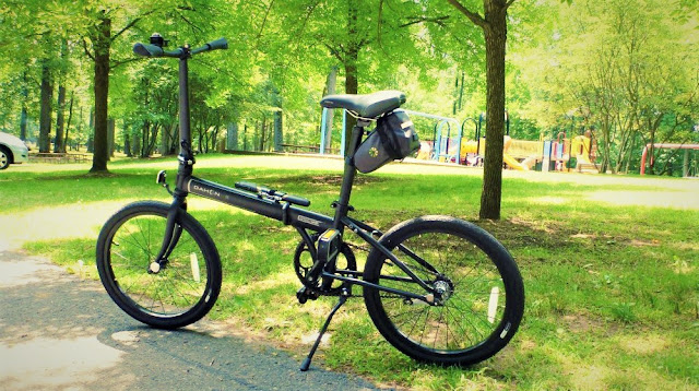 Dahon Speed uno folding bicycle