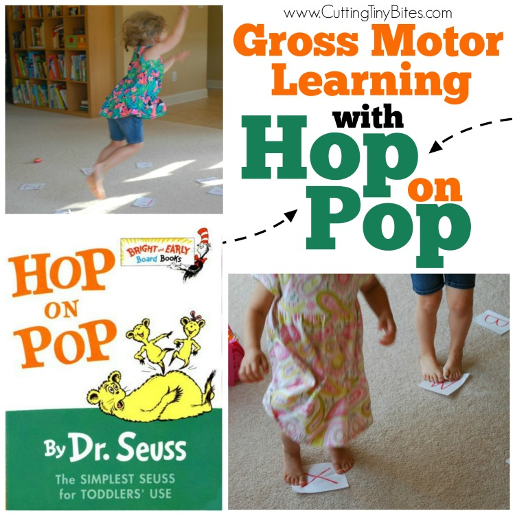 Gross Motor Learning with Hop on Pop What Can We Do With Paper And