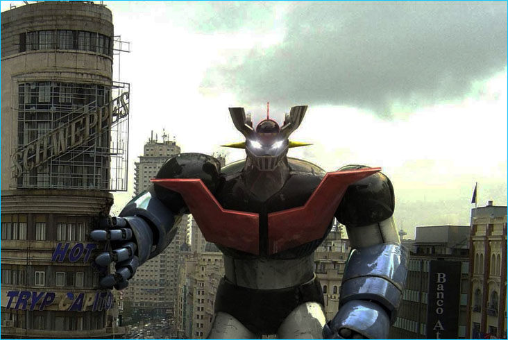 cuando pelicula mazinger z anime movie release
