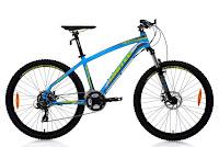 Sepeda Gunung United Miami 3.00 Gent Rangka Aloi 24 Speed 26 Inci