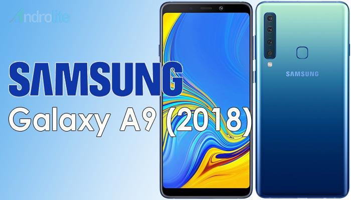Resmi Rilis, Ini Spesifikasi Lengkap Samsung Galaxy A9 (2018)