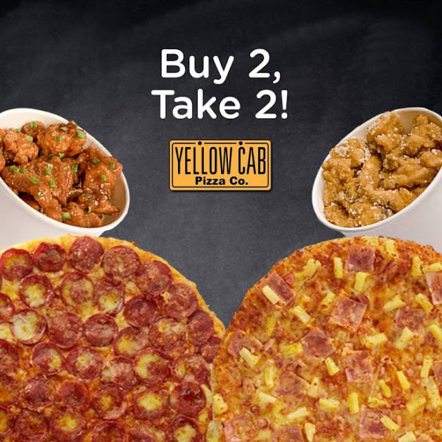 Promo Alert: Buy 2, Take 2 at Yellow Cab!